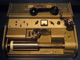 """The machine I used to """"send copy over the wire."""""""